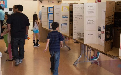 OPEN HOUSE/SCIENCE FAIR